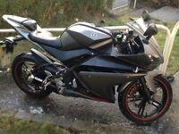 Yamaha yzf r 125 quick sale