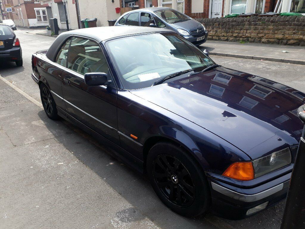 BMW E36 convertible with hard top | in Meadows, Nottinghamshire | Gumtree