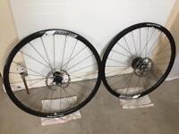 Novatec Thirty 30 Road Disc Wheels, Tubeless Ready rims 700c 30mm deep 20mm wide