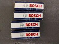 4 x Bosch Spark Plugs - Fits Chrysler Daewoo Dodge Hyundai Kia Mazda Mitsubishi Nissan Subaru Toyota