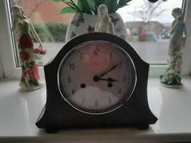 Smiths 1950s mantle clock