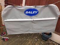 Bailey Twin Axel Wheel Arch Cover