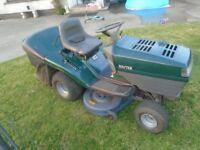 Hayter Heritage DC1240 Rideon Lawnmower mower Briggs engine 40 inch cutting deck All Good New belt