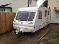 Bailey Ranger 2000/4berth Full awning excellent condition