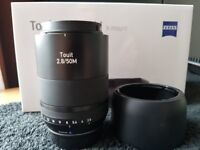 Zeiss Touit 50mm f/2.8M Macro Lens (Fujifilm X-mount)