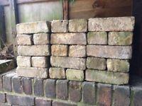 Job Lot of Yellow London Stock second hand bricks