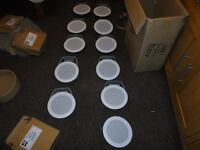 Penton RCS 6/T Ceiling Speaker 100V Line-SPARES FROM A JOB ALL WORKING PICK UP ONLY GOSPORT