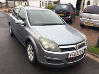 Vauxhall Astra 1.4 breeze 2005 new shape 5 door hatch mot December 94000 miles