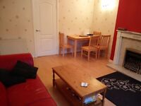 Large double room. Non-smoking flat. Available immediately. Single occupancy