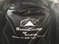 Sunncamp airvolution awning