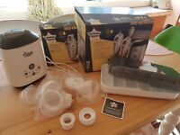 Express and go tommee tippee warmer/breastfeeding