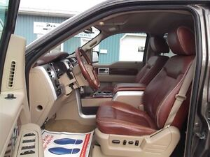 2009 Ford F-150 KING RANCH,CREW,4X4,LEATHER,ONLY 155 KM!! Kitchener / Waterloo Kitchener Area image 10