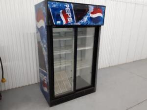 2 DR AND 3DR PEPSI FRIDGE from $795