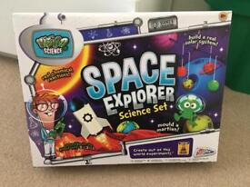 Space explorer science set