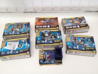7 Dr Who mini lego sets - £5 each set £4 unboxed set or £25 for 7