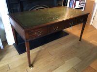 Antique victorian desk