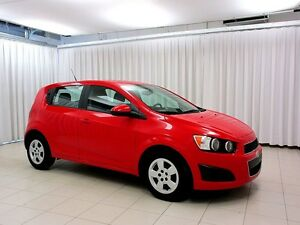 2014 Chevrolet Sonic HOT!! HOT!! HOT!! 5DR HATCH w/ AUTO HEADLIG