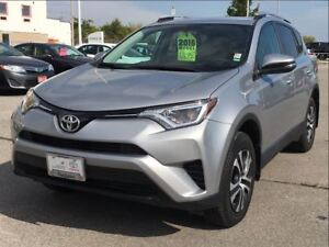 2016 Toyota RAV4 LE|AWD|LOW KM!|ONE OWNER!