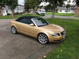 Audi A4 2.4v6 mot June 24th