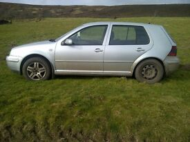 Golf TDi MK4 Breaking for Spares