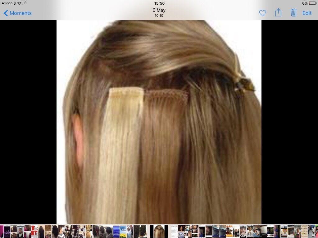 Hair Specialist Micro Rings Nano Rings Prebonds Weave Fusion Braids