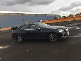 Fully Loaded Mercedes E class for sale