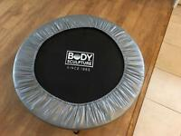 Fitness trampoline - Brand New - Never been used