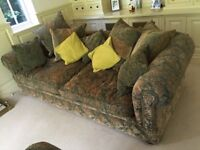 Two As New Sofas For Sale