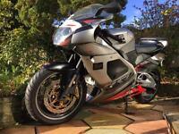 Aprilia RSV Mille 1000cc rsv1000 Aprillia 15000 miles