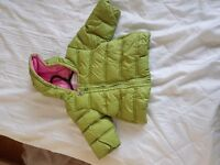 Girls 6-9 months next coat