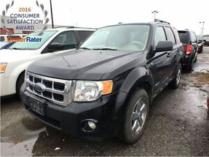 2008 Ford Escape XLT**LEATHER SEATS**HEATED SEATS**AUTOMATIC**