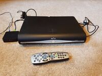 SKY+ HD Box, Remote Control and Wireless Connector