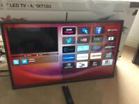 "Smart tv Hitachi 42"" Full Hd"