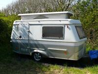 Eriba Puck Caravan - L 225 GT