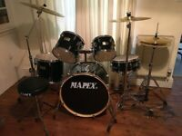 Mapex V Series - Full 5 Piece Fusion Drum Kit