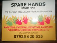 Handyman, Gardener & Painter