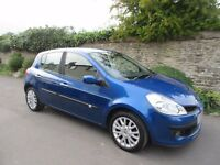 RENAULT CLIO 1.2 16v DYNAMIQUE 5 DOOR HATCH LOW MILES FULL HISTORY