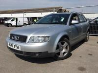 2002/51 Audi A4 Avent 1.9 TDI SE 1 Owner From New 5G 130BHP