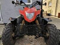 Quadzilla xlc 300 quad bike smc