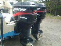 2 2000 mercury optimax 135