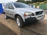 55 Reg Volvo XC90, D5 2.4 Diesel, SE AWD, Automatic, 7 Seater