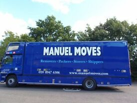HGV Driver for well established family run removal and furniture delivery company