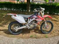 Honda CRF250X Long MOT