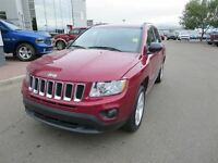 2012 Jeep Compass SUV Limited 4x4 Leather ($156 BI-Weekly)