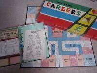 WADDINGTONS CAREERS - 1950s BOARD GAME