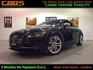 2013 Audi TTS 2.0T Premium | Navigation | Leather|