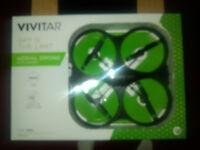 Vivitar Air Defender X Camera Drone DRC-330 Black With 16.1MP camera & HD Video Recording