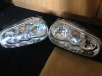 Mk4 golf headlights