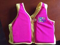 Slazenger swim vest Age 4-5 years