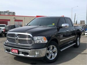2015 Ram 1500 SLT**BIG HORN**SUNROOF**NAV**8.4 SCREEN**